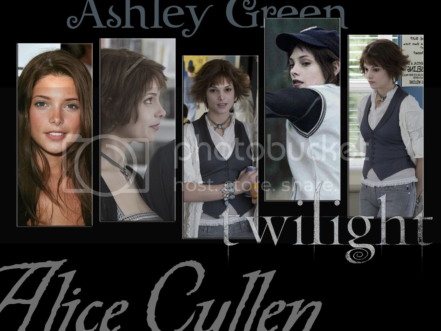 Alice Cullen Pictures, Images and Photos